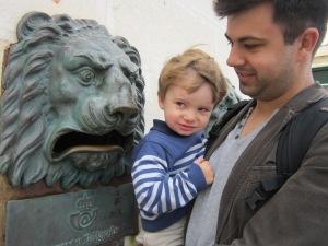 Visiting Cuitadella
