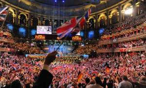 Last Night Of The Proms 2012